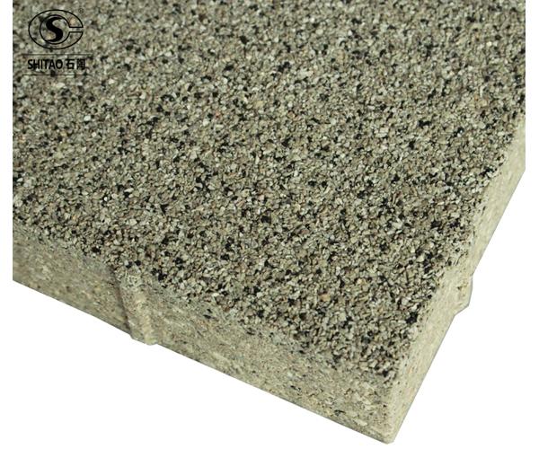 仿石透水磚-芝麻淺灰-1