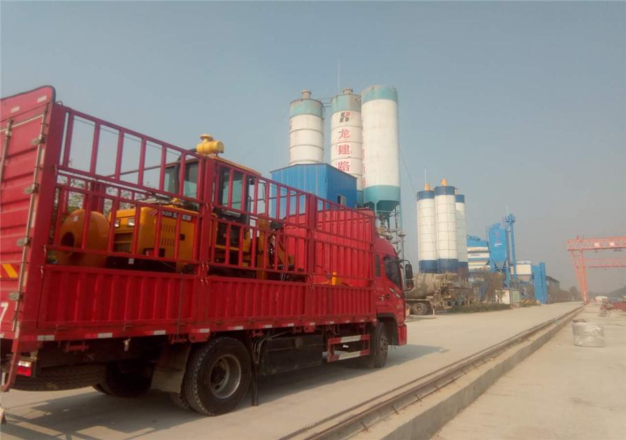煤廠煤礦清掃車