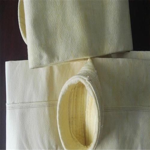 覆膜氟美斯針刺氈收塵濾袋