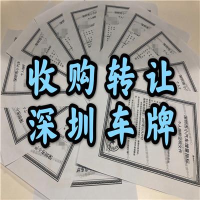 深圳市小汽車增量調控管理實施細則(*章)