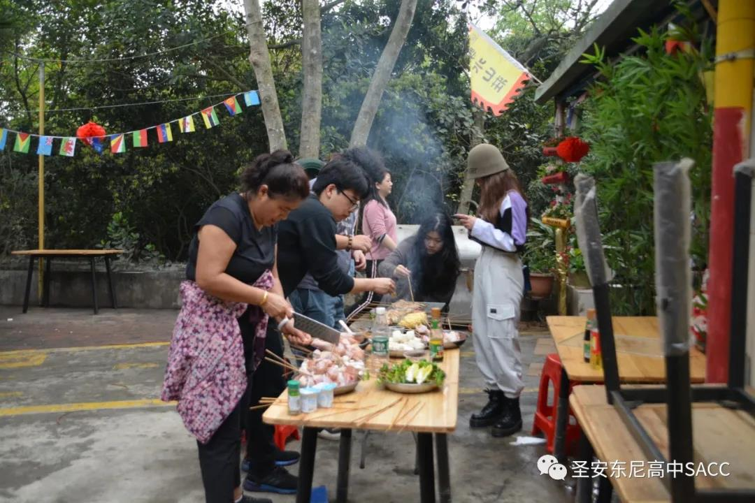 深圳农家乐-乐水山庄野炊