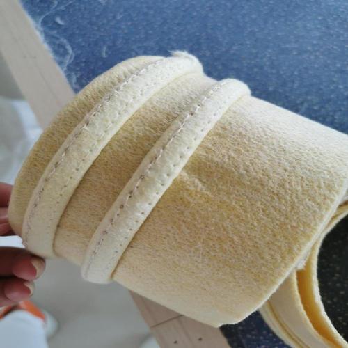防靜電氟美斯針刺氈高溫布袋
